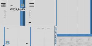 PES 2013 Manchester City 2013-2014 Kits  Third