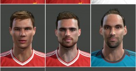 PES 2013 Mini Facepack