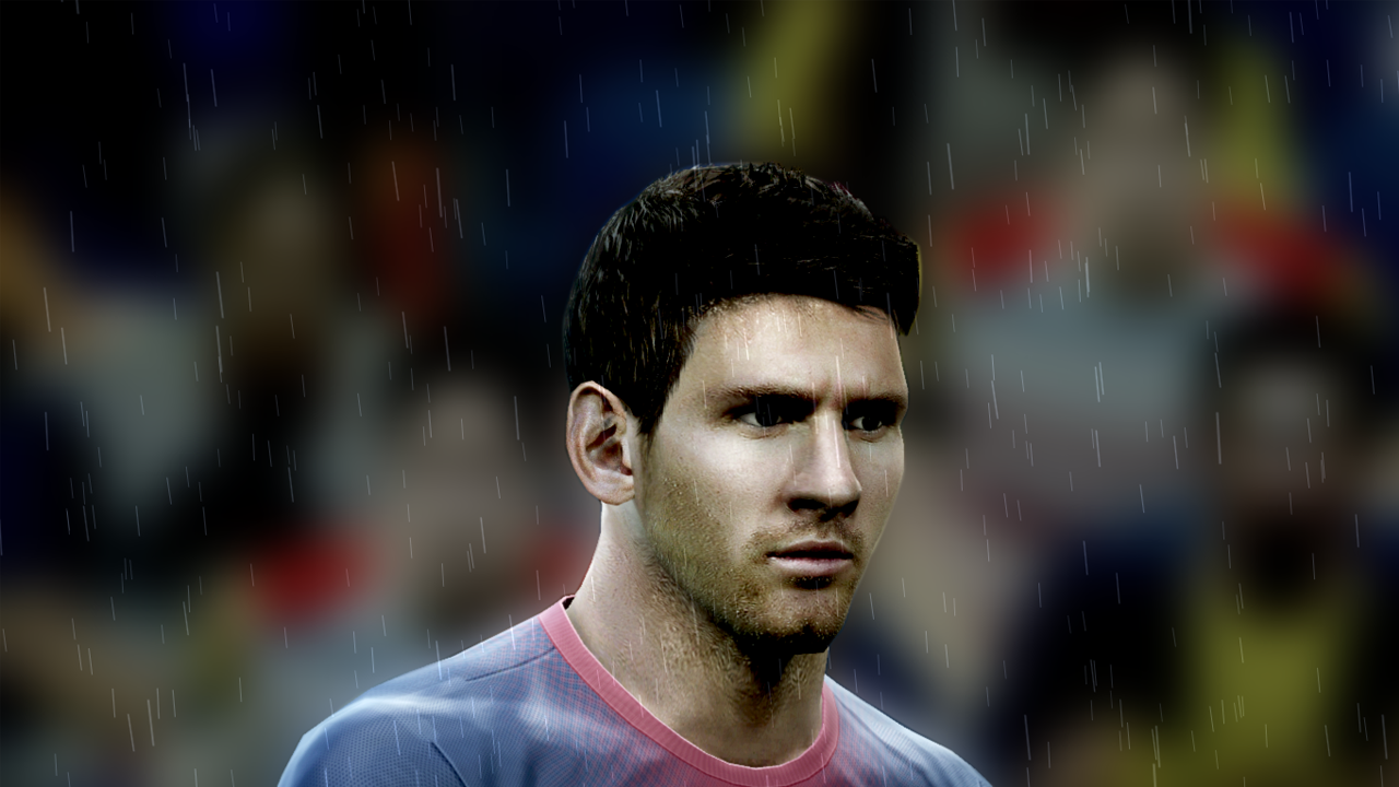 PES 2013 New Messi Intro by Grkn Design®