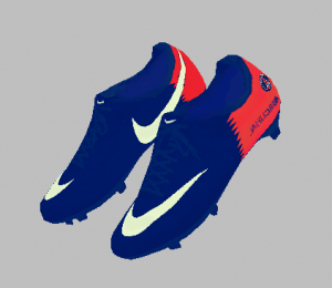 PES 2013 Nike Mercurial DX PSG Edition Boots