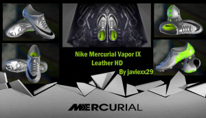 PES 2013 Nike Mercurial Vapor IX Leather HD