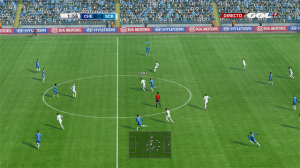 PES 2013 No-Blur patch 1.04