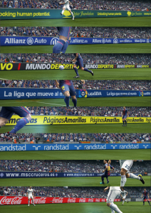 PES 2013 Nou Camp Adboards HD