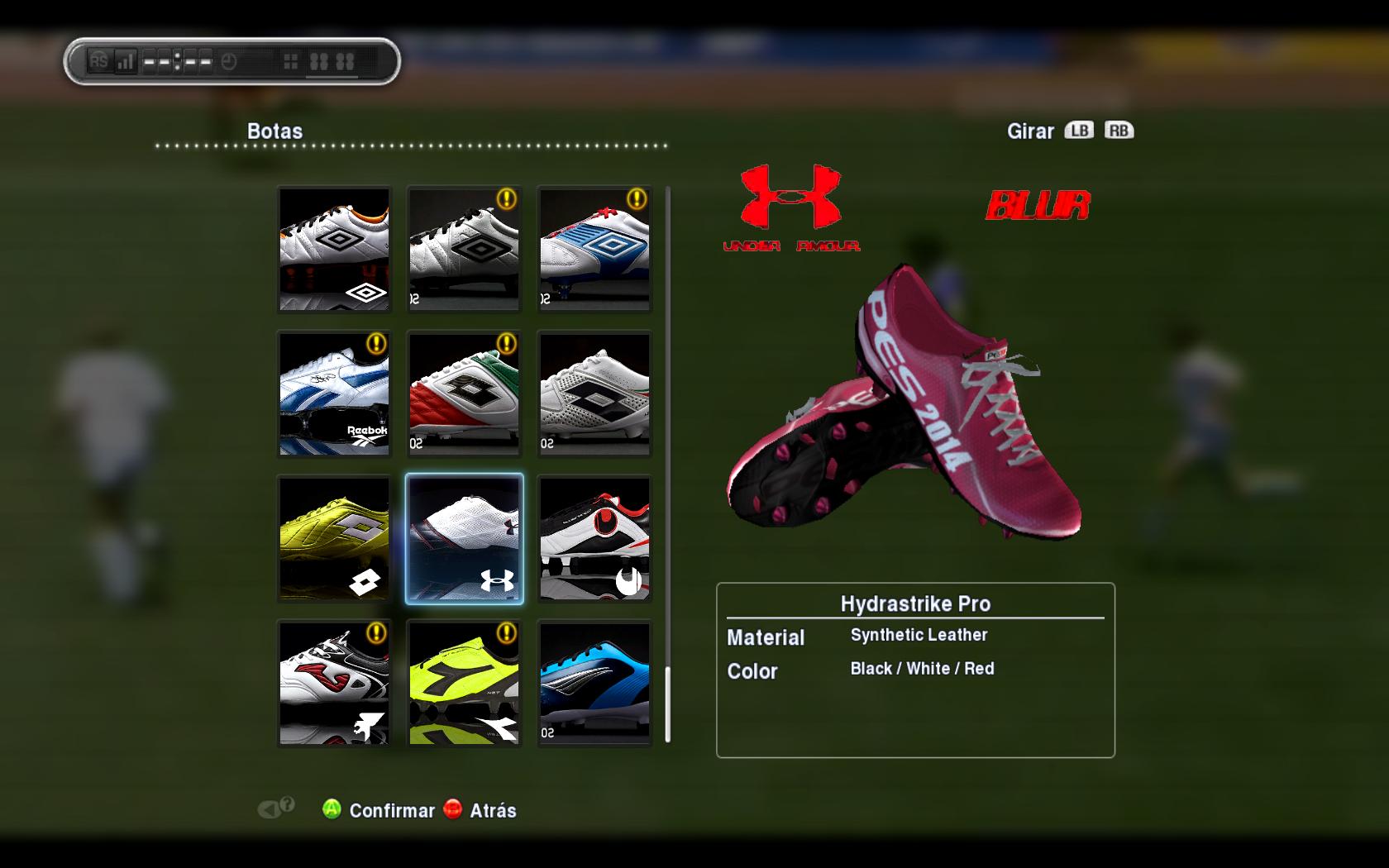 Pes 2013 pes 2014 design boots 2
