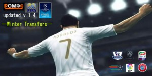 PES 2013 PSP Option File ENG V.1.4