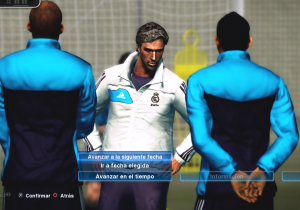 PES 2013 Real Madrif C.F Football Life Pack - 10