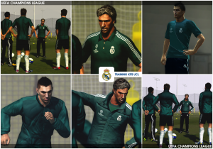PES 2013 Real Madrif C.F Football Life Pack  - 13
