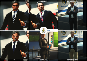 PES 2013 Real Madrif C.F Football Life Pack - 14