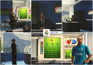 PES 2013 Real Madrif C.F Football Life Pack - 2