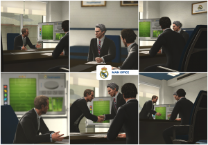 PES 2013 Real Madrif C.F Football Life Pack