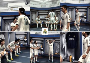 PES 2013 Real Madrif C.F Football Life Pack - 4