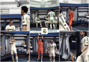 PES 2013 Real Madrif C.F Football Life Pack - 5