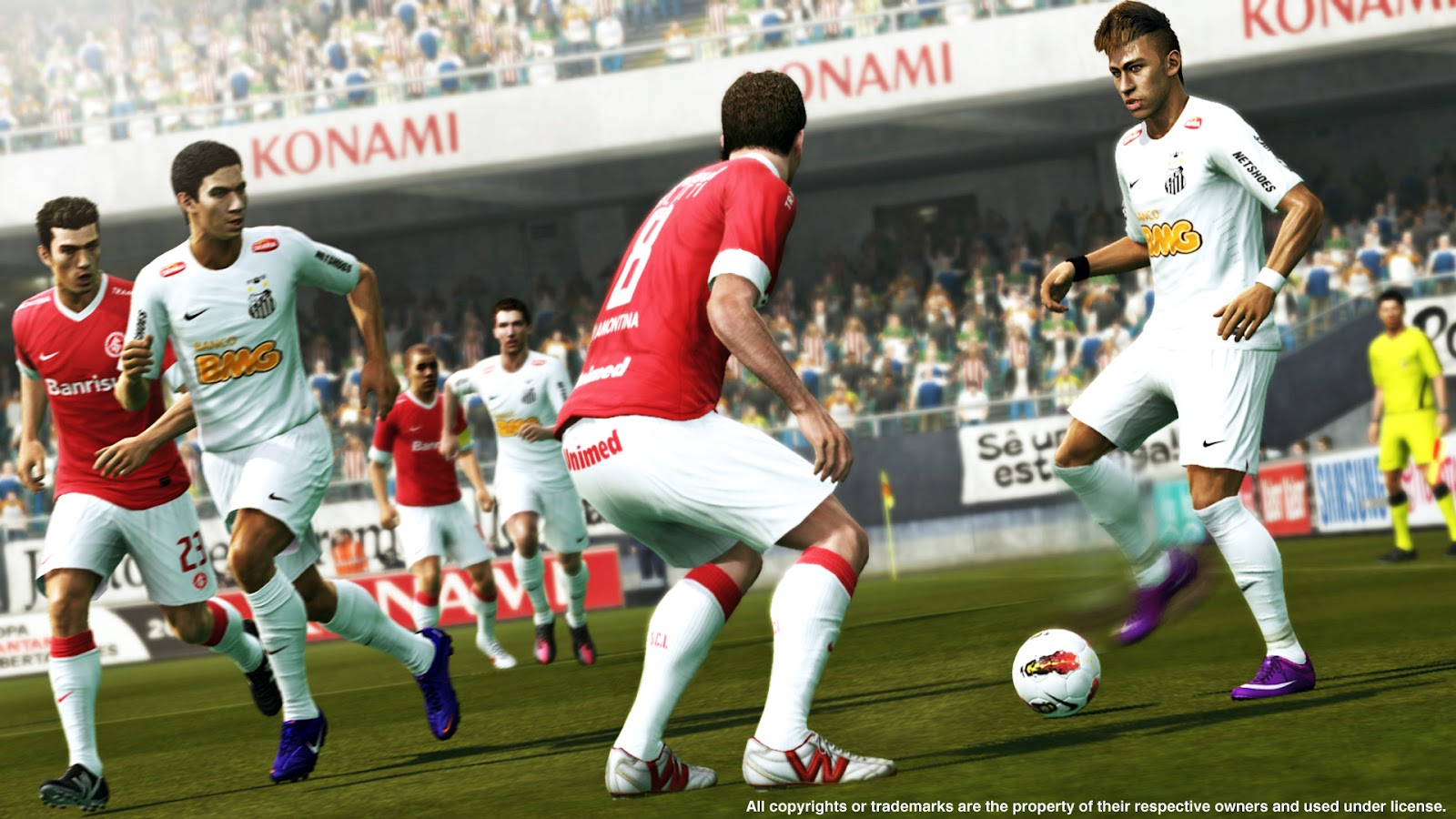 New PES 2013 Screenshots Released