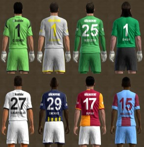 PES 2013 Spor Toto Super League 2013-2014 GDB Kitset by OnurCetin - 2