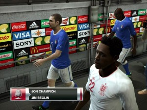 PES 2013 Tunnel Confederations 2013