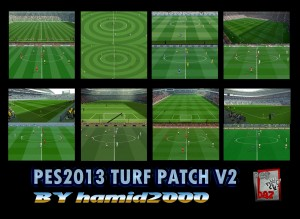 PES 2013 Turf Patch Version 2 - 2