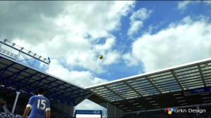 PES 2013 Ultra HD Skies for Stadiums - 3