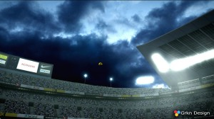 PES 2013 Ultra HD Skies for Stadiums - 7