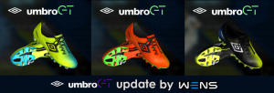 PES 2013 Umbro GT Pro Boots