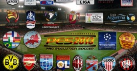 PES 2013 Wave Glossy Logopack for PESEdit.com 2013 Patch 2.6
