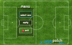PES 2013 X-it55 Gameplay Patch