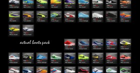 PES 2014 Actual Bootpacks Version 2
