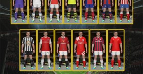 PES 2014 Classic Kitsss