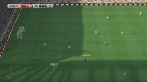 PES 2014 Daytime Stadium Shadows Shallowing