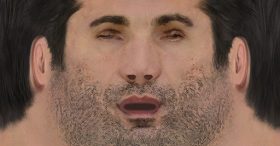 PES 2014 Face Texture