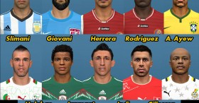 PES 2014 Facepack Vol.16 by Sameh Momen