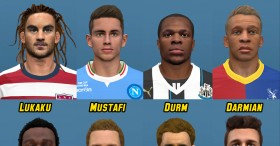 PES 2014 Facepack vol.15