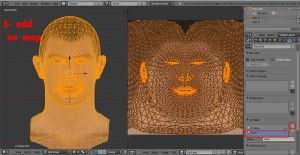 PES 2014 Faces Texturing - 3