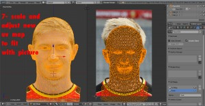 PES 2014 Faces Texturing - 7