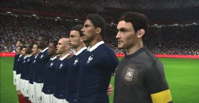 PES 2014 France World Cup Kits