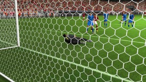 PES 2014 Hexagonal Nets HD - 2