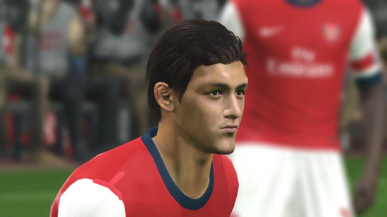 pes 2014 irfan bachdim hd face v2 by zimon � pespatchs