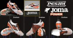 PES 2014 Joma Power FG Bootpacks