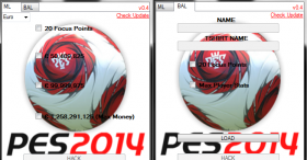PES 2014 ML-BAL Editor v0.4 for XBOX 360 - 2