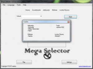 PES 2014 Mega Selector v1.0