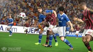 PES 2014 Milan Schalke