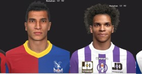 PES 2014 Mini Facepack