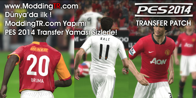 Торрент Patch PES 2014 Transfer Patch by moddingtr (Pro Evoluti