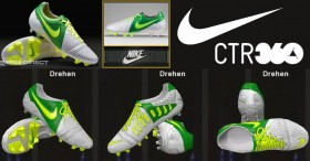PES 2014 Nike CTR360 Maestri III ACC FG Cleats Boots