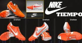 PES 2014 Nike Tiempo Legend V ACC FG Total Boots