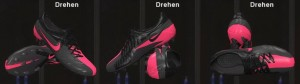 PES 2014 Nike Total 90 Laser IV Football Boots
