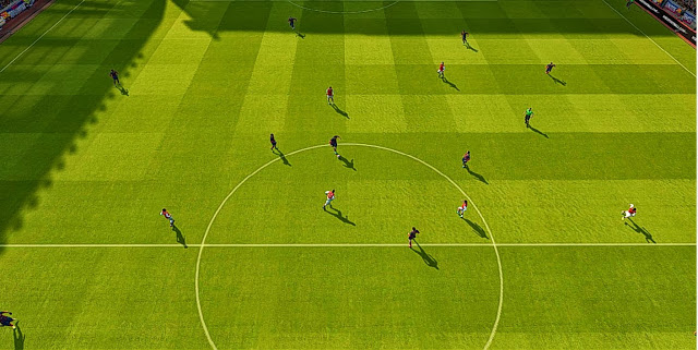 PES Smoke Patch Gold 601 update - PES Patch