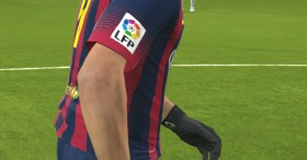 PES 2014 Player Gloves Patch v0.1