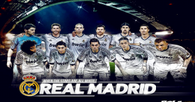 PES 2014 Real Madrid Graphic Mod