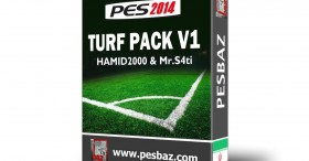 PES 2014 Turf Patch Version 1  - 2