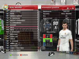 PES 2014 Update Summer Transfers  - 2
